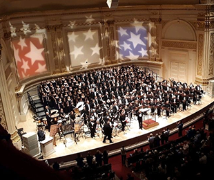 Baldwin High School Choir Performs at Carnegie Hall