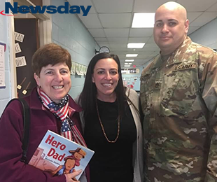 Meadow Elementary School's PARP Award Featured in Newsday