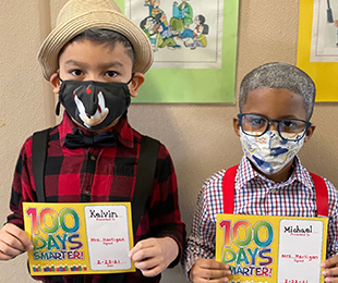Baldwin School District Opened for 100 Days and Counting!