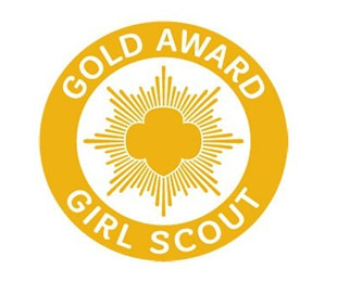 Two Baldwin High School Seniors Designated Gold Award Girl Scout