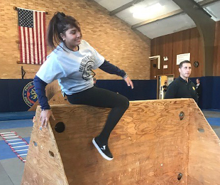 Baldwin High School Participates in 6th Annual Nassau County Youth Police Academy