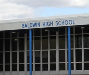 "New York State Education Department Named Baldwin High School a ""Recognition School"" Second Year in"