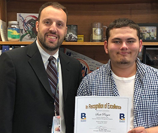 Baldwin High School Senior Named National Hispanic Recognition Program Scholar