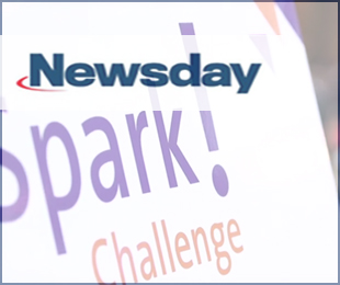 Newsday Features Northwell Health Spark! Challenge Winners