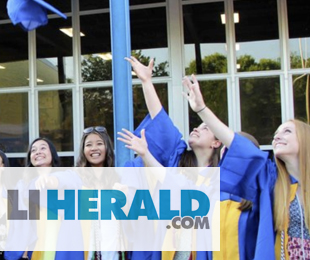 Long Island Herald Features Class of 2020 Celebratory Events