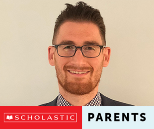Andrew DiNapoli, Director of Curriculum, Featured in Scholastic Parents as Expert