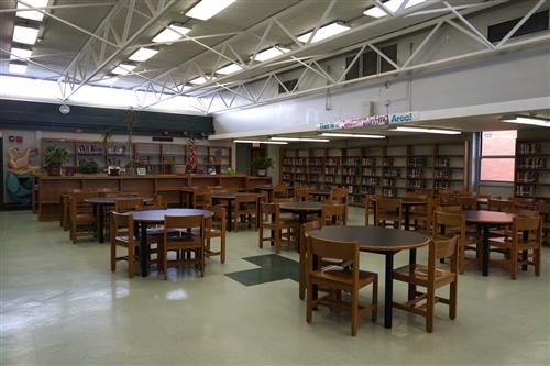 BHS Main Library