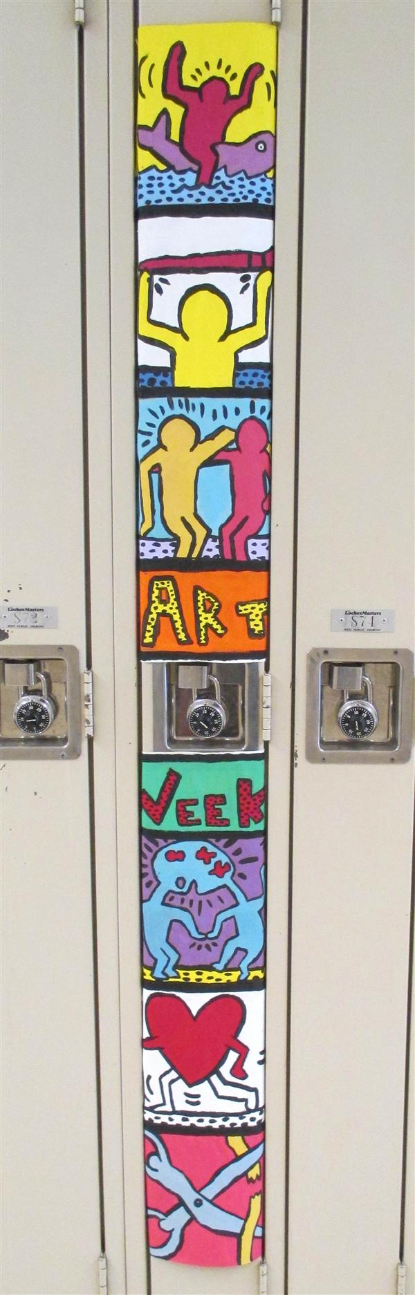 Locker art